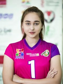 Анастасия Шваенко Игровой номер - 1 Амплуа - центральный блокирующий Дата рождения - 30.12.2000 Рост - 185 см ВКонтакте: