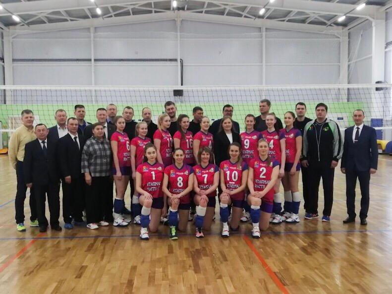 12 марта Ижевск с рабочим визитом посетила делегация Всероссийской федерации волейбола.