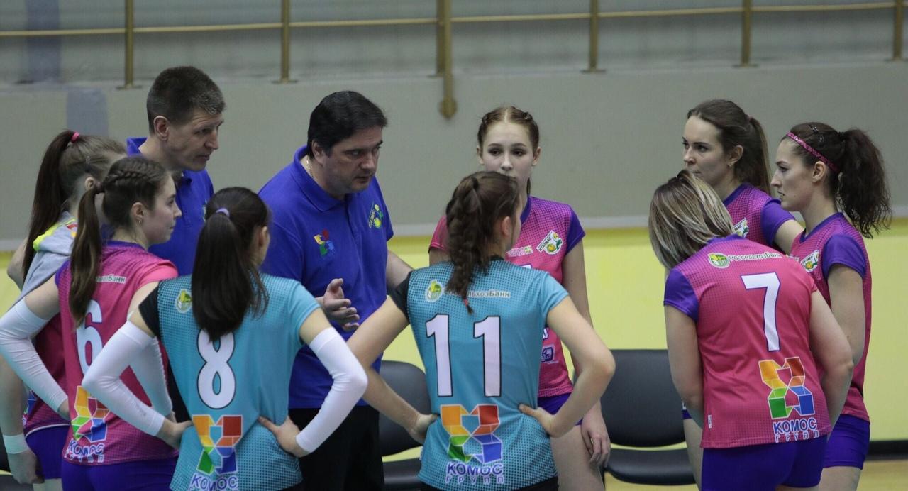 Команда «Италмас-ИжГТУ» стала фарм-клубом волейболисток из Суперлиги «Заречье-Одинцово»