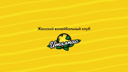 Представляем вашему вниманию новый логотип ЖВК «Италмас-ИжГТУ»